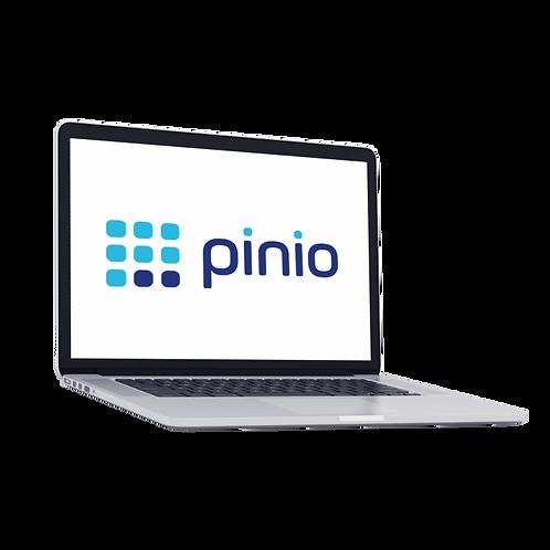 Roczny dostęp do Systemu Pinio