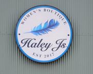 Hayley J's Boutique Colorado Springs, CO In Downton, on Tejon