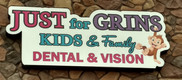 Just for Grins Kids & Family Dental & Vision Falcon, Colorado in The Shops at Meridian Ranch Plaza