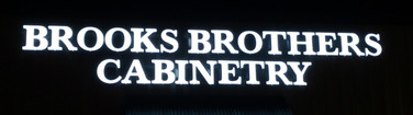 Brooks Brothers Cabinetry Monument, Colorado