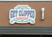 Get Clipped Falcon, Colorado in the Shops at Meridian Ranch plaza