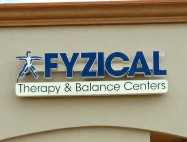 Fyzical Therapy Falcon, Colorado Across from Safeway on McLaughlin