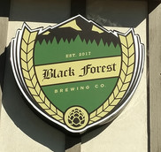 Black Forest Brewing Co Black Forest, Colorado next to Subway on Black Forest Road