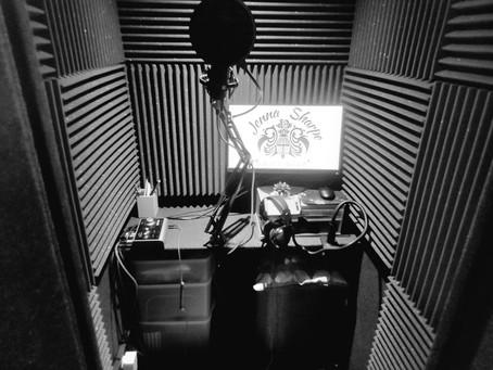 Introducing Sharpe Sound Studios!