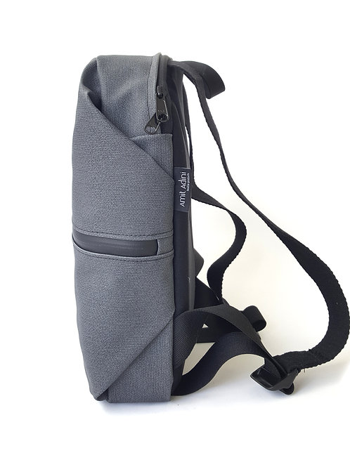 Trempy Backpack - Coated Grey