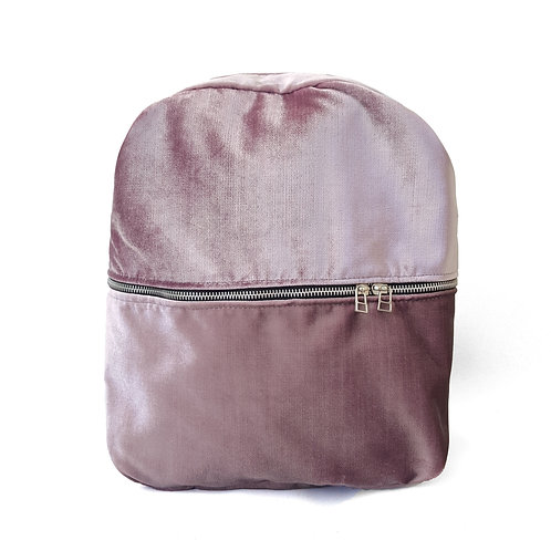 Trempy Backpack  - Velvet Ancient Pink