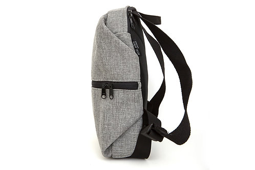 """Trempy Backpack 13"""" - Woven Grey"""