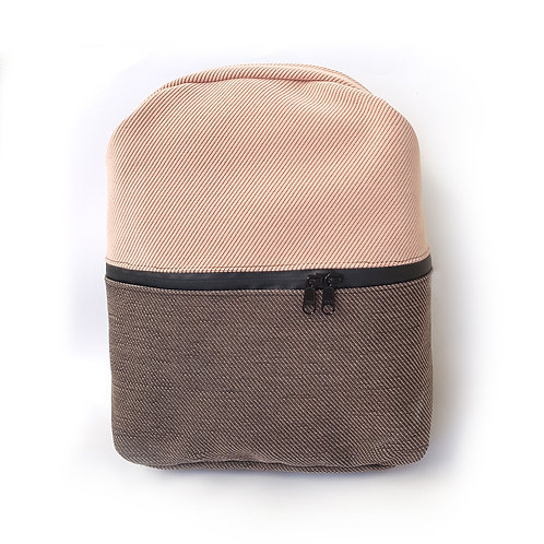 Trempy Backpack  - Split Pink