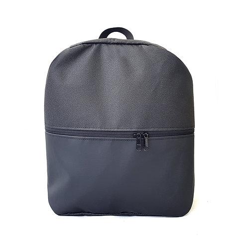 Trempy Backpack - Split Black