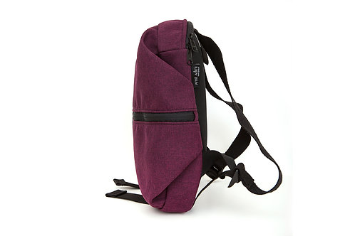 "Trempy Backpack 13"" - Woven Purple"