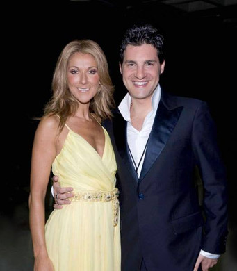 Niko and Celine Dion
