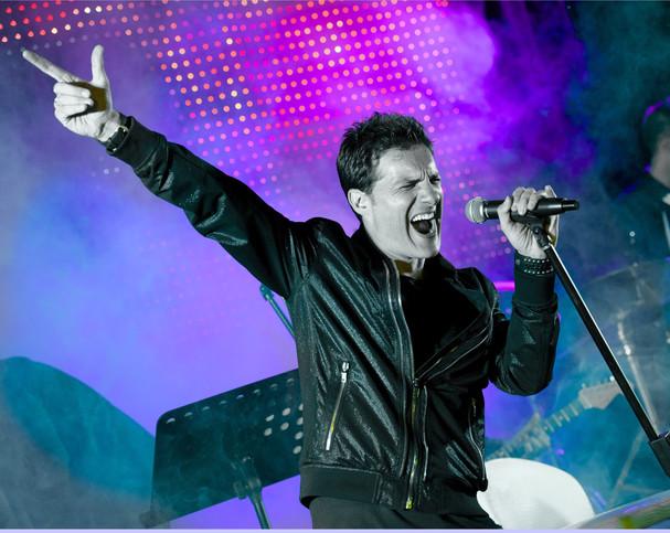 Niko live in Italy Tour 2015