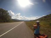 Cycle tour through Colorado