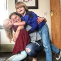 A Good Hug with My Kids