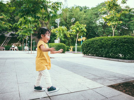 FIVE TIPS FOR TRAVELING WITH TODDLERS