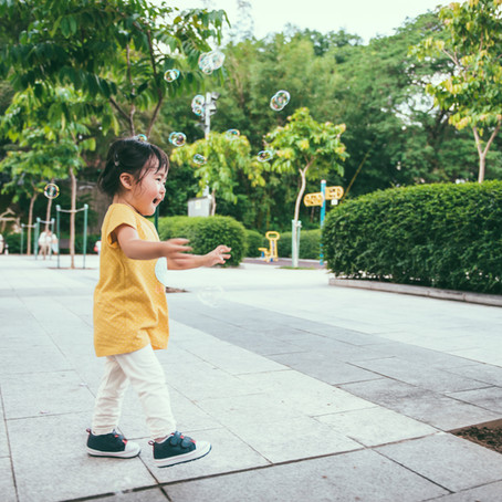 5 TIPS FOR TRAVELING WITH TODDLERS