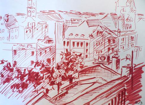 Savannah Rooftops