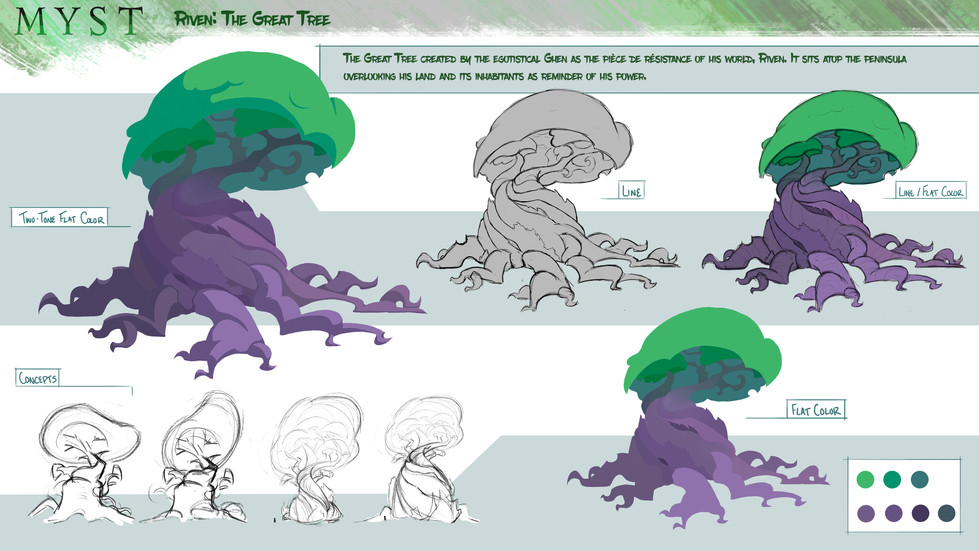Riven: The Great Tree