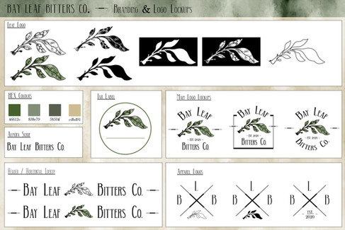 Bay Leaf Bitters Co.