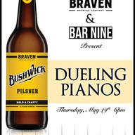 Braven Brewing Piano Event