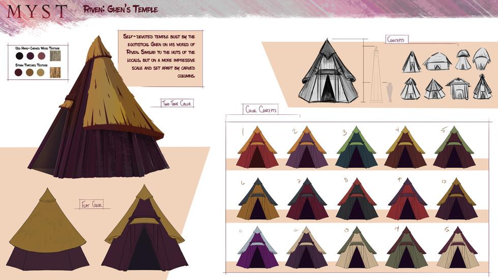 Riven: Ghen's Temple