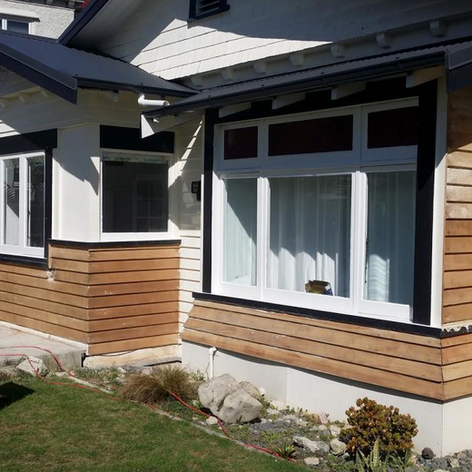 House weatherboard sanding by Sanding Solutions New Zealand