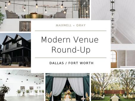 Modern Venue Roundup