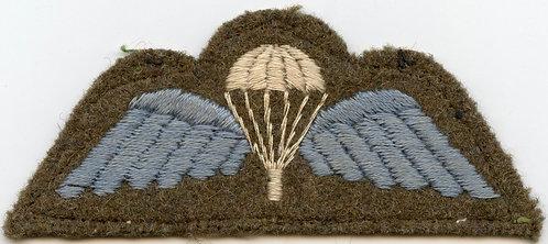 WWII British Jump Wing
