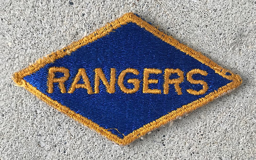 WWII Ranger Diamond Patch