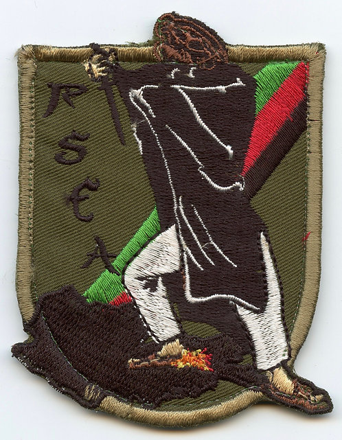 Afghan Made 10th Special Forces Group RSE-A Green