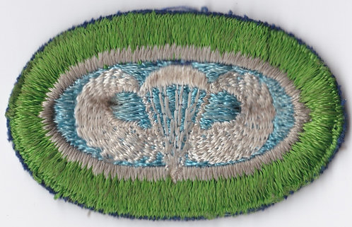 WWII 511th Parachute Infantry Regiment With Embroidered Jump Wing