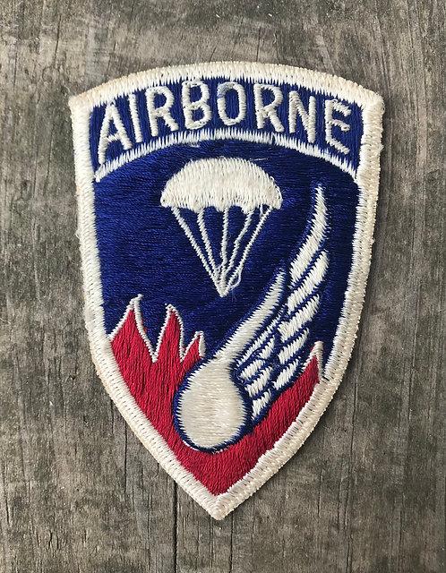 Korean War Japanese Made 187th ARCT Patch