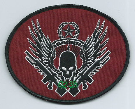 ODA - 0235 2nd Battalion 10th Special Forces Group (A) CIF Patch