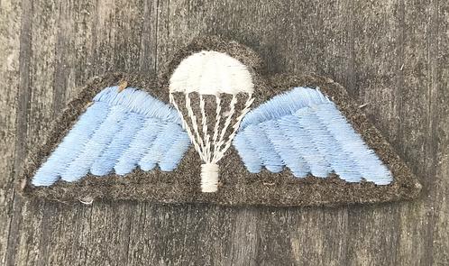 WWII British Parachute Wing