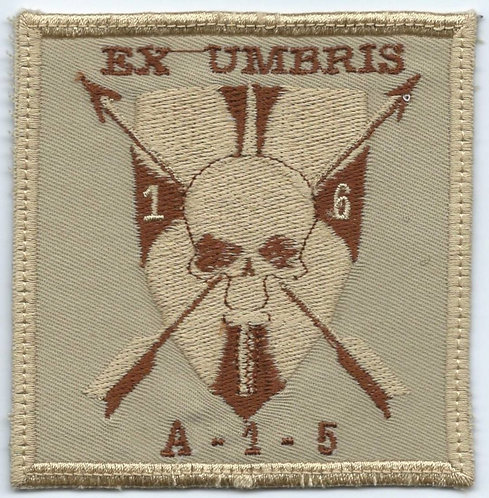 ODA 516 1st Battalion 5th Special Forces Group (A) CIF Patch