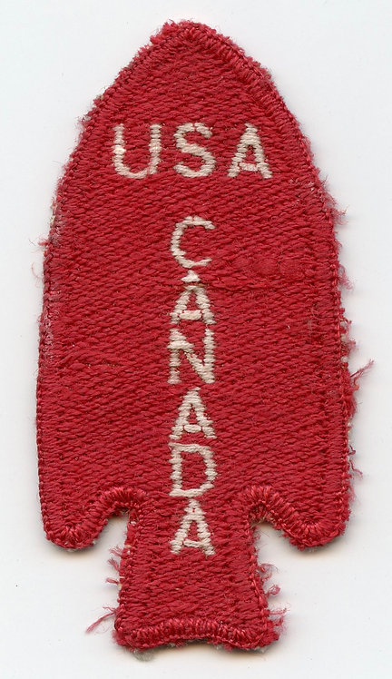 WWII Italian Made First Special Service Force Patch