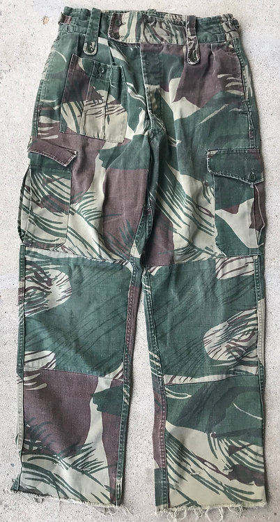Rhodesian Camouflage Trousers