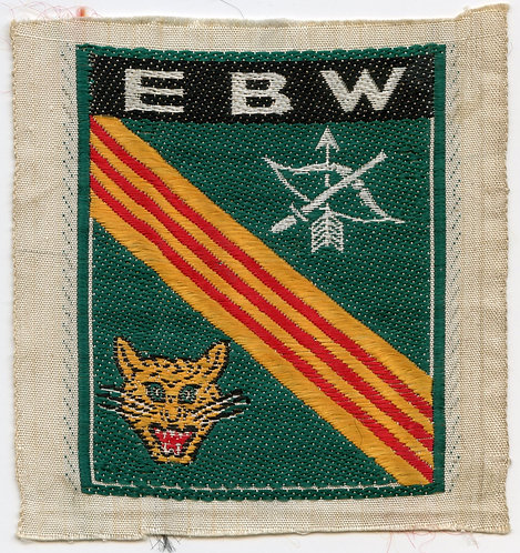 Vietnam War 5th Special Forces Group CIDG Pul Blar Wang Mobile Guerrilla Force