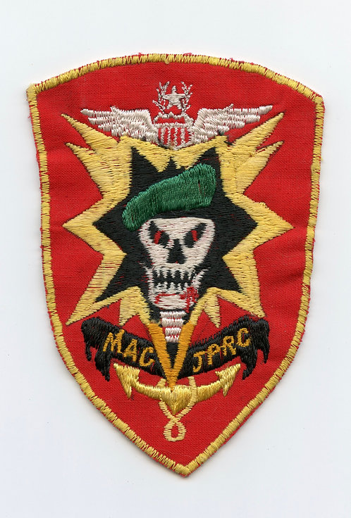 MAC V Joint Personnel Recovery Center Patch