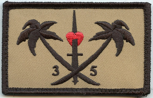 ODA-2035 20th Special Forces Group Patch Named