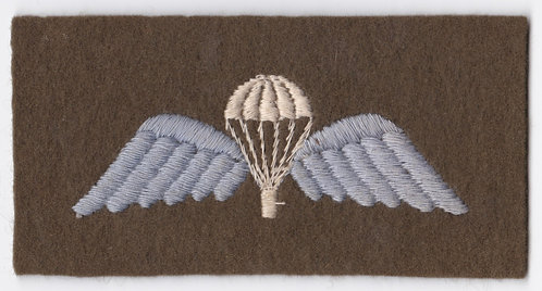 Early War - WWII British Jump Wing