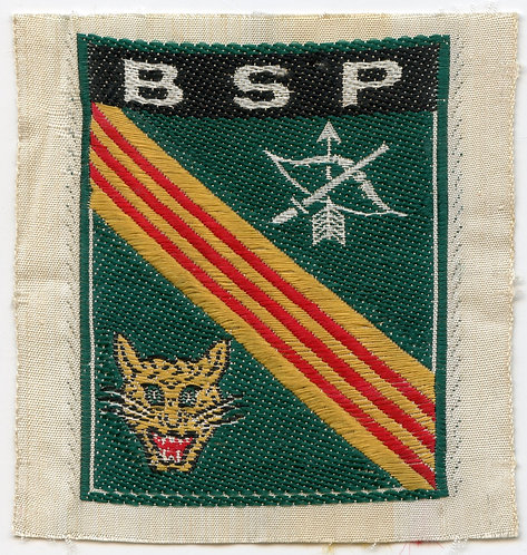 Vietnam War 5th Special Forces Group CIDG Buon Sar Pa Mobile Guerrilla Force