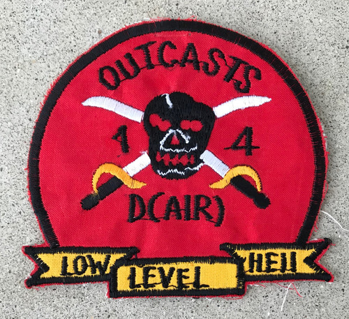 43rd Flying Squadrons Beercans: Blood On The Risers Militaria