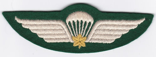 Type 6 British Private Purchase WWII Canadian Jump Wing