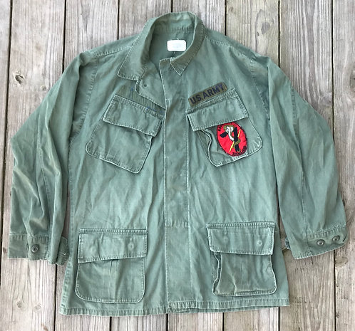 7th Radio Research Field Station ASAPocket Patch Jungle Jacket