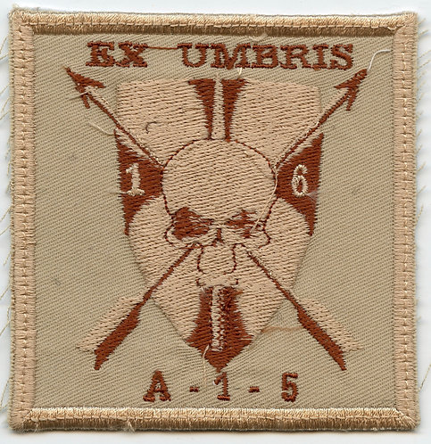 Iraqi Made ODA-516 5th Special Forces Group Patch