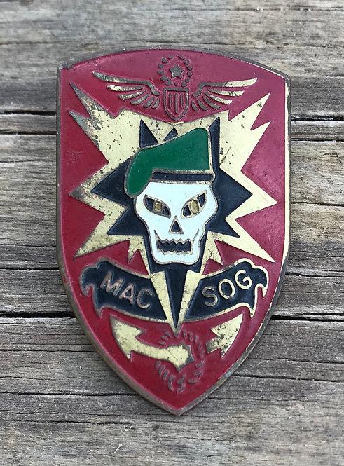 Vietnam War MAC V SOG Beer Can 2