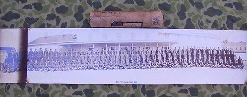 E Company 100th Infantry Battalion Yard Long