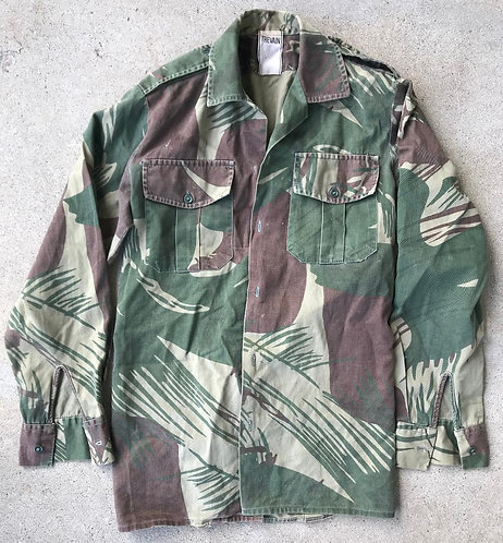 Rhodesian Camouflage Shirt Named