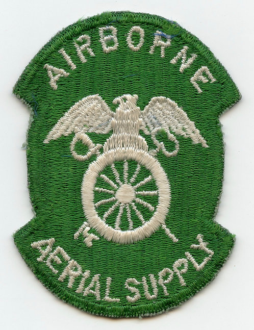 1950's Airborne Aerial Supply Patch